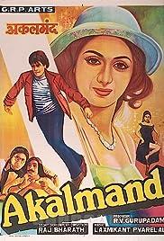 Akalmand Poster