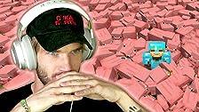 ¿Por qué hay 96,000,000 de cerdos en mi Minecraft?