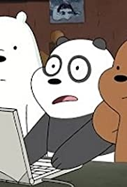 We Bare Bears: Panda's Profile Pic Poster