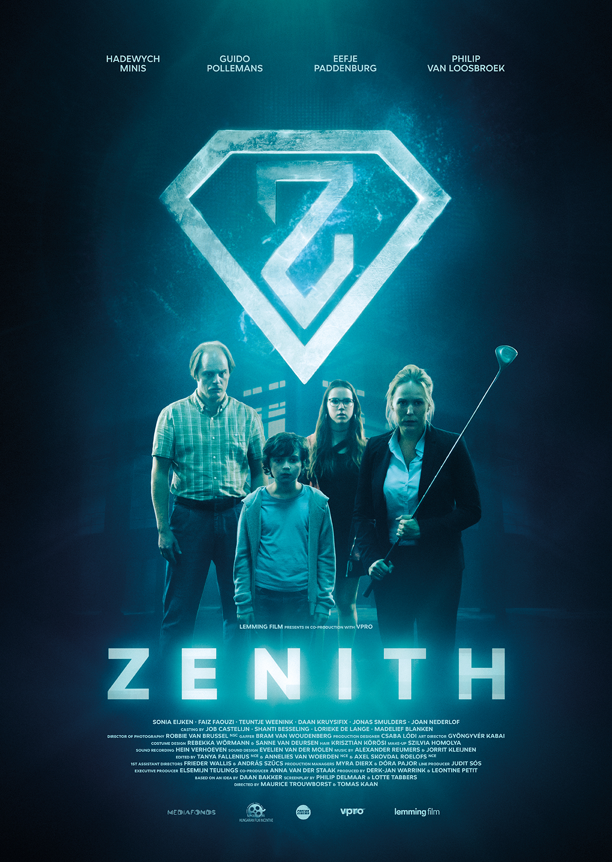 Zenith Tv Series 2017 Imdb