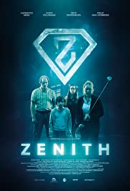 Zenith: Supercharged Family Poster