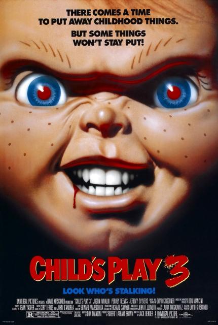 Vaikų žaidimai 3 (1991) / Childs Play 3