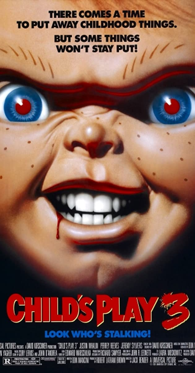 Watch Full HD Movie Child's Play 3 (1991)