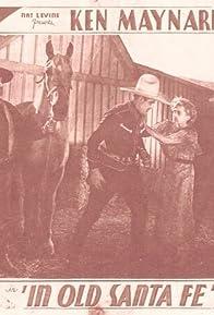 Primary photo for In Old Santa Fe