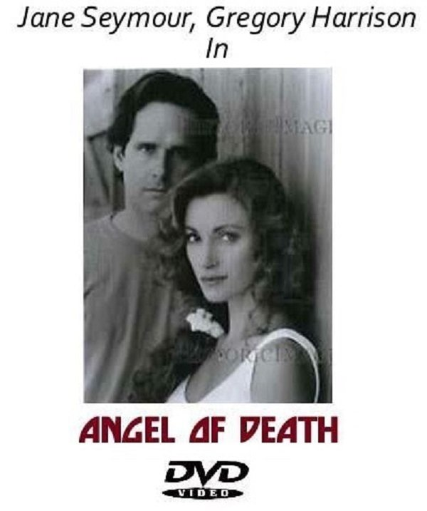 Gregory Harrison and Jane Seymour in Angel of Death (1990)