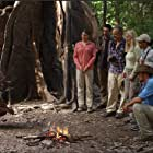 Vicky Dawson, Carly Diamond Stone, Nick Dreselly Thomas, Clayton Meek, Alfonso DiLuca, and Cristina Encarnacion in Queen of the Amazon (2021)