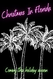 Christmas in Florida Poster