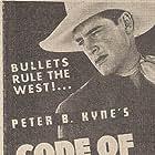 Charles Starrett in Code of the Range (1936)