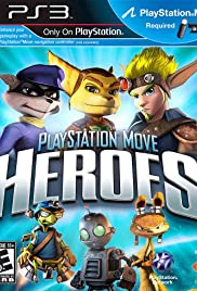 PlayStation Move Heroes Poster