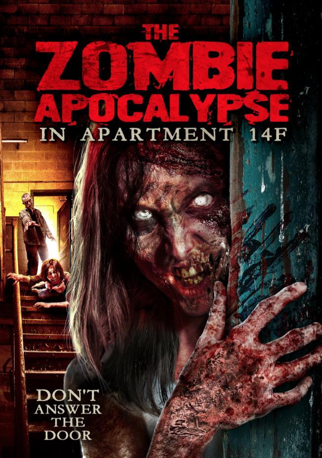 The Zombie Apocalypse in Apartment 14F Torrent (2020) Legendado WEB-DL 1080p – Download