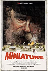 Peter Xifo, Jenna Kanell, and Gigi Gustin in Miniature (2020)