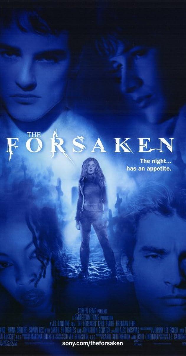 Subtitle of The Forsaken