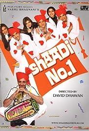 Shaadi No. 1 Poster