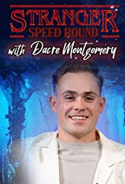 Stranger Speed Round With Dacre Montgomery Poster