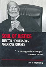 Soul of Justice: Thelton Henderson's American Journey