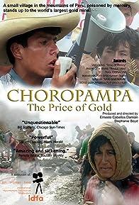 Primary photo for Choropampa, el precio de oro