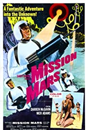 Mission Mars (1968) Poster - Movie Forum, Cast, Reviews
