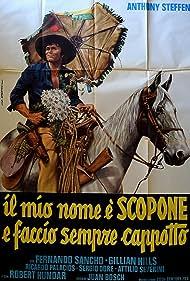 Anthony Steffen in Il mio nome è Scopone e faccio sempre cappotto (1974)