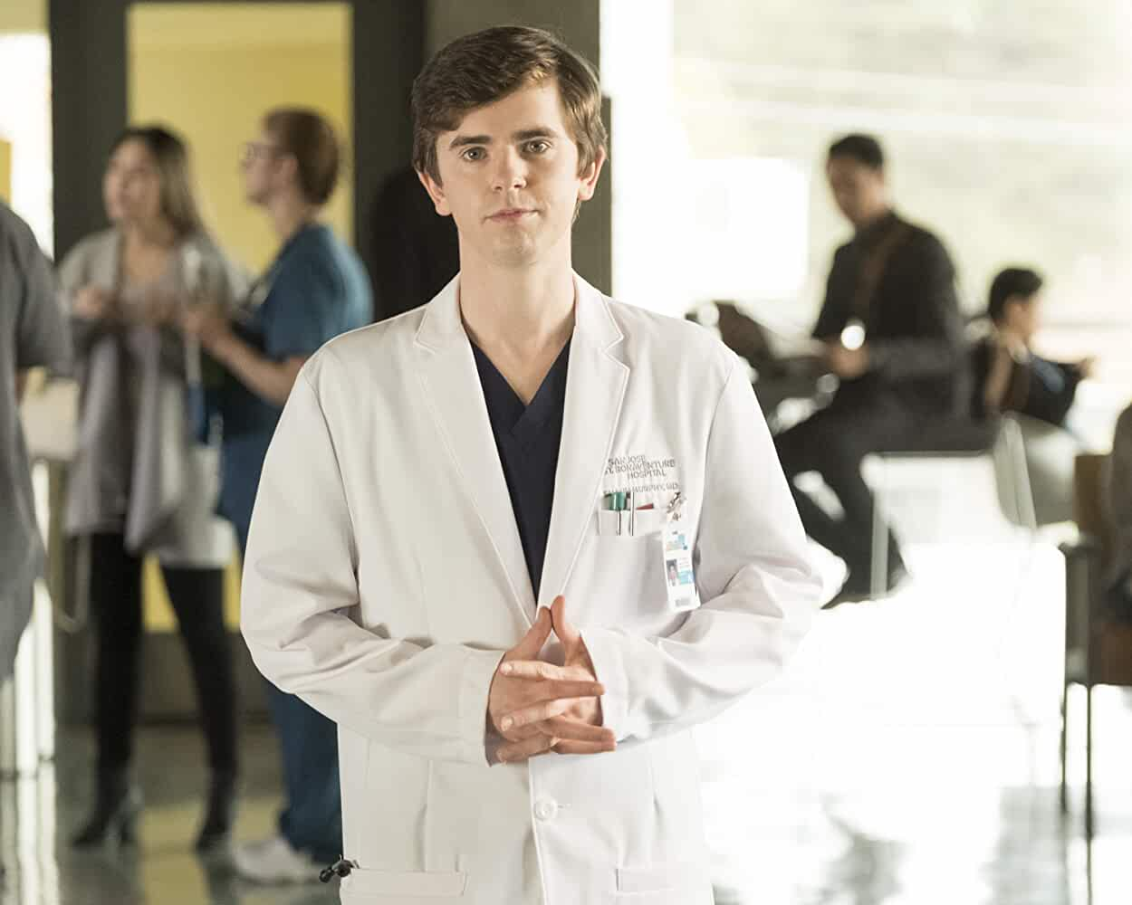 The Good Doctor Season 1 Complete