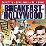 Billie Burke, Spike Jones, Beulah Bondi, Tom Breneman, Nat 'King' Cole, Bonita Granville, Zasu Pitts, and Edward Ryan in Breakfast in Hollywood (1946)