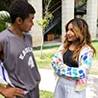BJ Mitchell and Cinthya Carmona in Greenhouse Academy (2017)