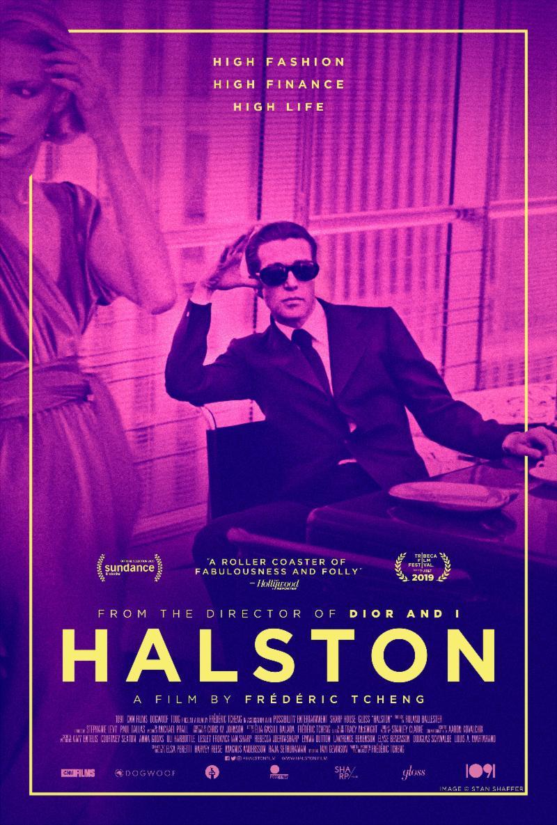 Halstonas: šlovės ir nuopuolio istorija (2019) / Halston