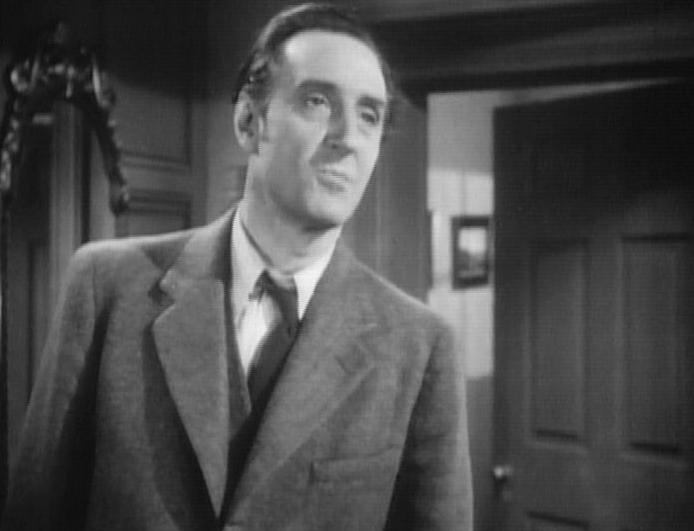 Basil Rathbone in Dressed to Kill (1946)