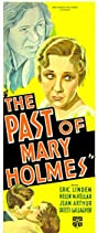 The Past of Mary Holmes (1933) Poster