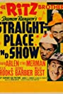 Straight Place and Show (1938) Poster