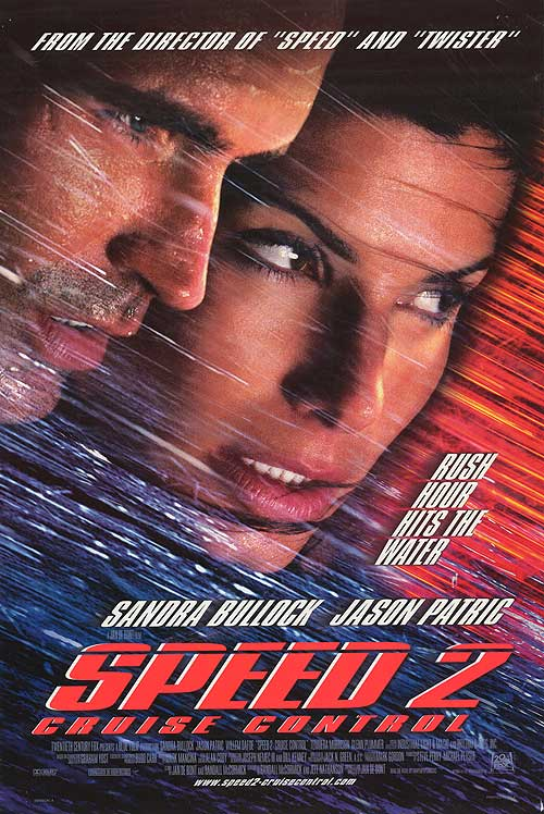 Speed 2: Cruise Control 1997 Hindi Dual Audio 450MB BluRay ESub