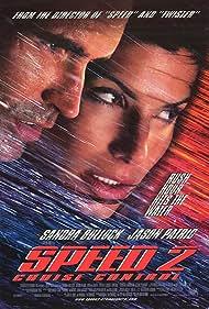 Sandra Bullock and Jason Patric in Speed 2: Cruise Control (1997)