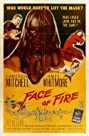 Face of Fire (1959) Poster