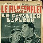 Fernandel and Janine Merrey in Le cavalier Lafleur (1934)