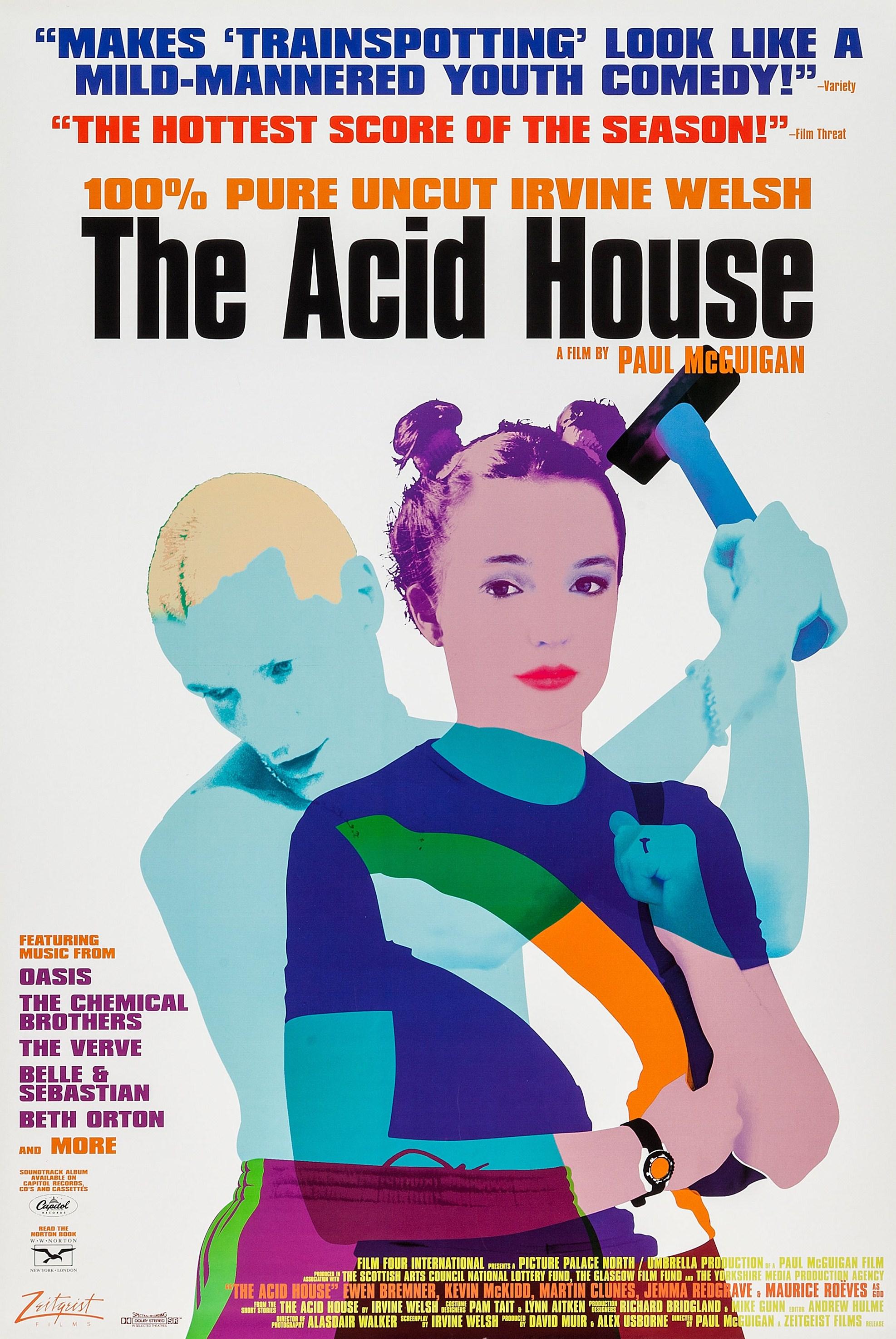 The Acid House (1998) - IMDb