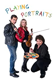 Playing Portraits Poster