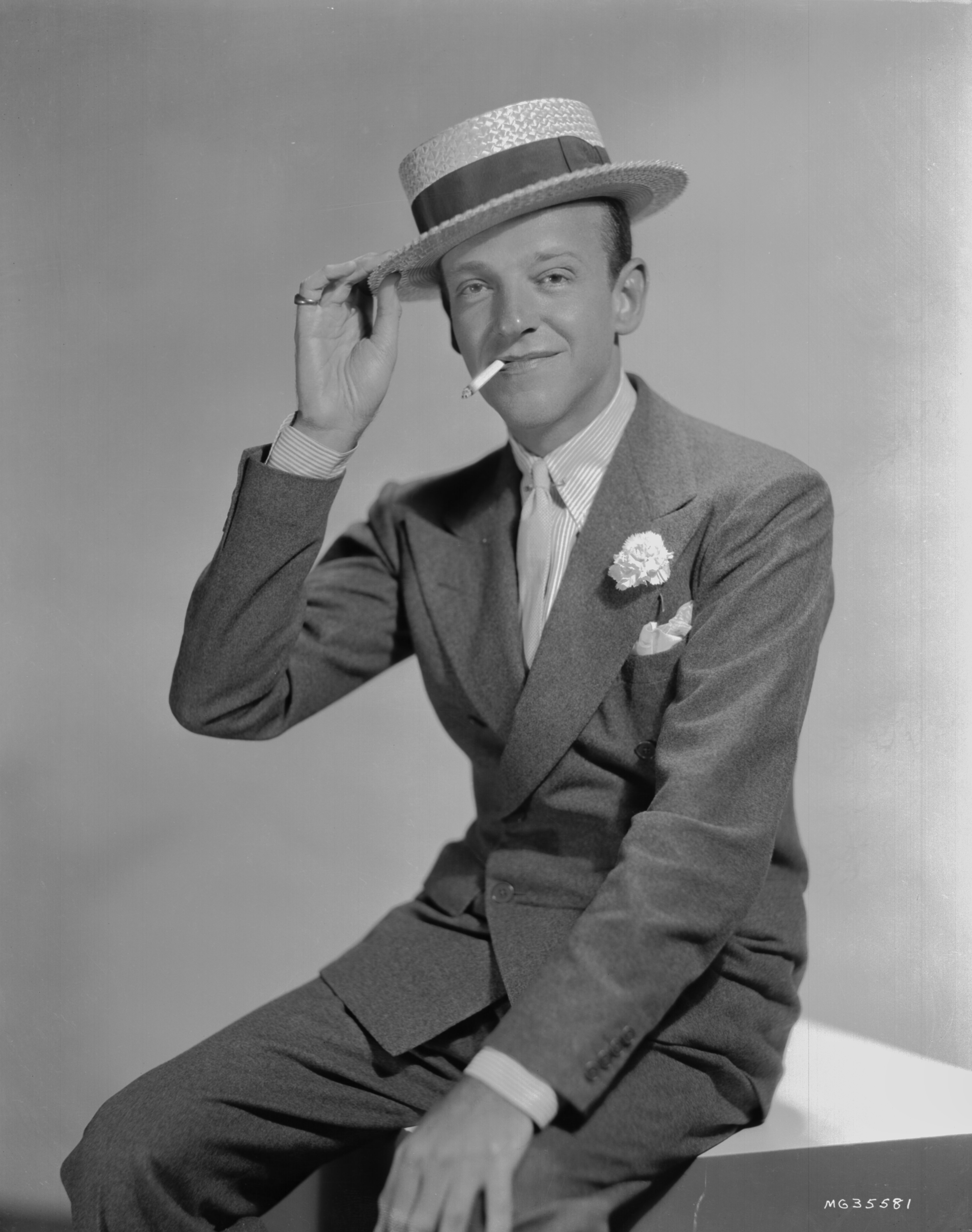 Fred Astaire in Dancing Lady (1933)