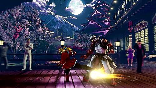 Street Fighter V: Tokyo Game Show 2015