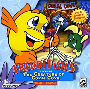 Direct downloads links movies Freddi Fish 5: The Case of the Creature of Coral Cove by [UHD]