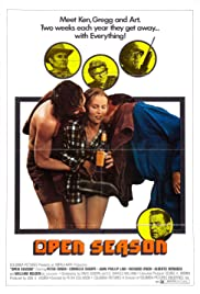 Open Season (1974) Poster - Movie Forum, Cast, Reviews