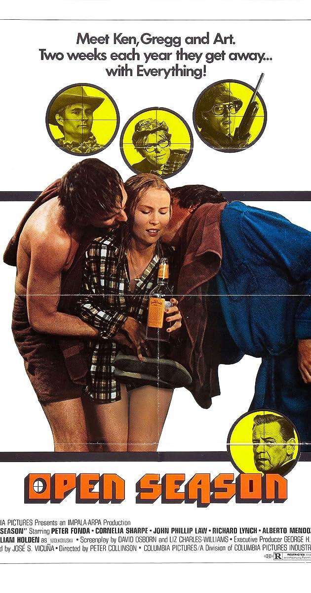 ce006d25673d2 Open Season (1974) - IMDb