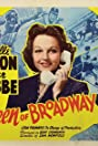 Queen of Broadway (1942) Poster