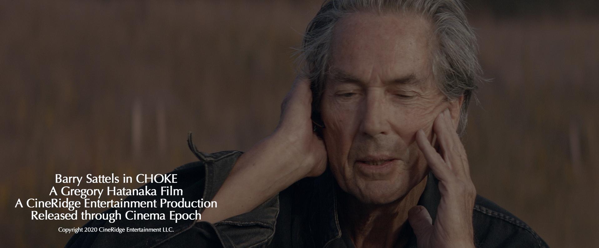 Barry Sattels in Choke (2020)