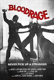Bloodrage(1980) Poster - Movie Forum, Cast, Reviews