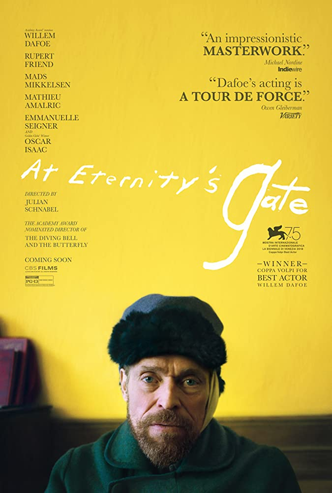 At Eternity's Gate (2018) Streaming VF