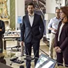 Luke Roberts, Nazneen Contractor, and Sarah Greene in Ransom (2017)