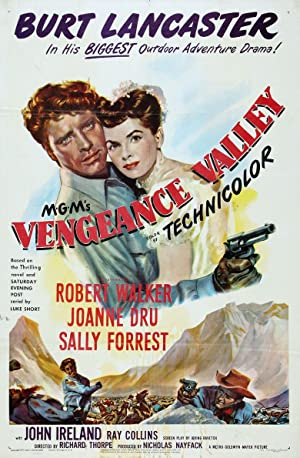 Richard Thorpe Vengeance Valley Movie