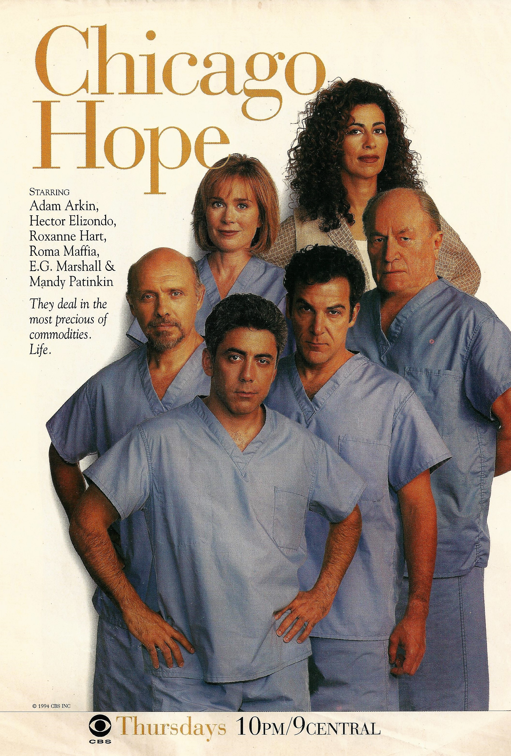 Chicago Hope (TV Series 1994–2000) - IMDb