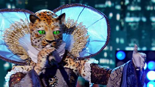 The Masked Singer: Leopard Performs We Are Young