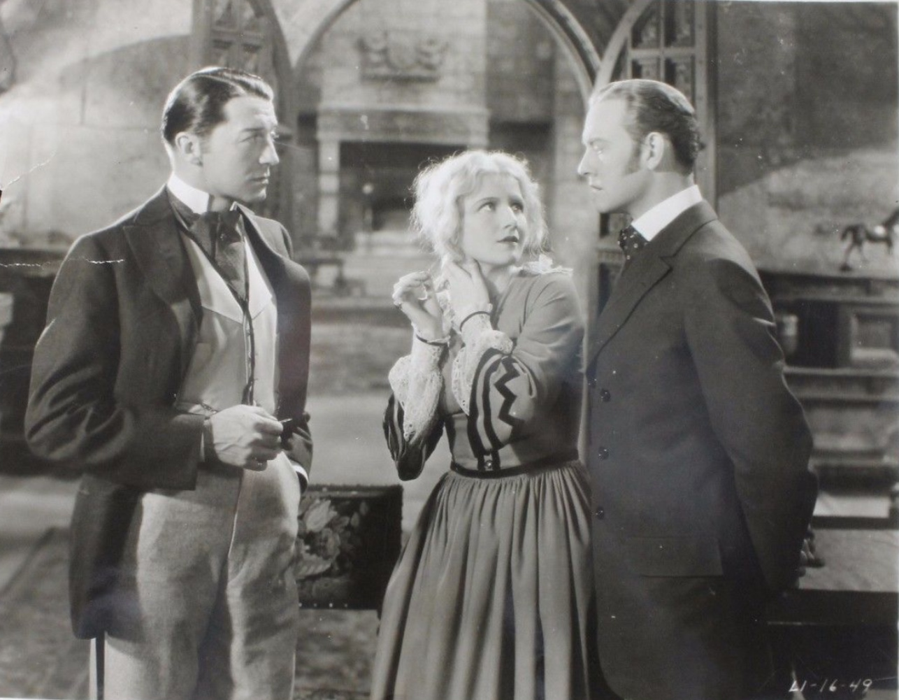 Clive Brook, Ann Harding, and Conrad Nagel in East Lynne (1931)