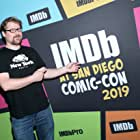 Justin Roiland at an event for IMDb at San Diego Comic-Con (2016)